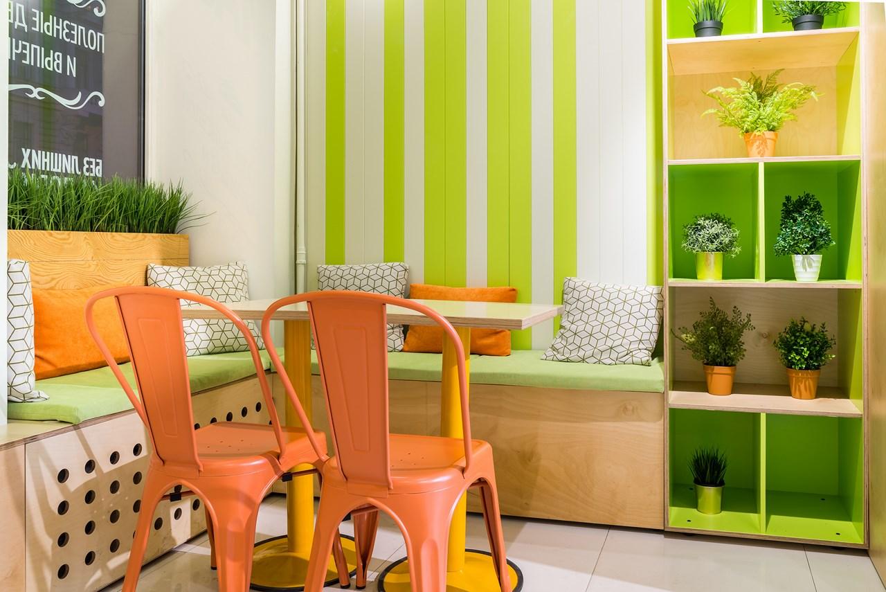 Мебель для магазина 2