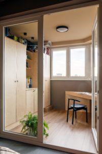 система хранения на балкон