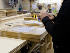 Упаковка мебели перед транспортировкой